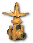 "OTECO GATE VALVE 4 "" X 2000 PSI, 3000 PSI, 5000 PSI ( THREAD END / BUTTWELD CONNECTION)"